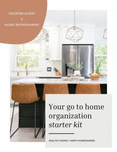image Home Organization Starter Kit