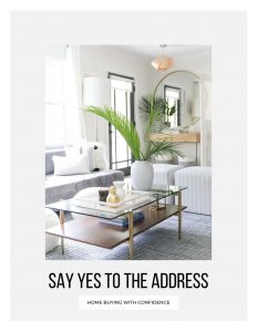 image Say Yes to the Address