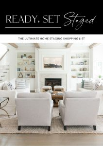 image THE ULTIMATE HOME STAGING SHOPPING LIST